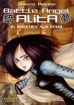 เพชฌฆาตไซบอร์ก (Battle Angel Alita)