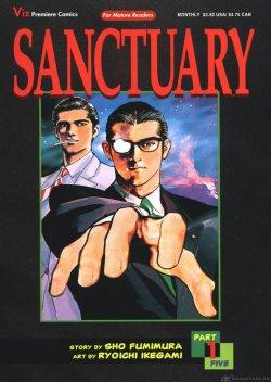 สุภาพบุรุษทรชน (Sanctuary)