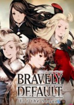 Bravely Default - Flying Fairy