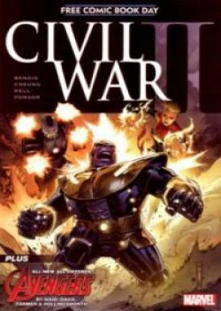 Civil War (2016)
